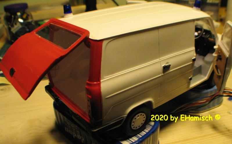 ITALERI 3657 Ford Transit UK Police 2812_610