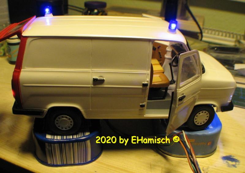 ITALERI 3657 Ford Transit UK Police 2812_710