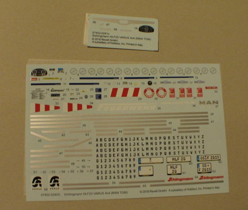 Revell 07452 HLF 20 VARUS 4x4 MAN TGM Schlingmann Img_0159