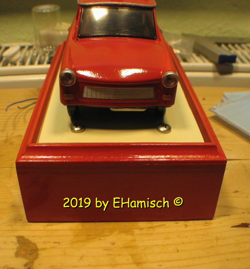 Revell Trabant 601S Bausatz 1990 Umbau zur Feuerwehr Img_7713