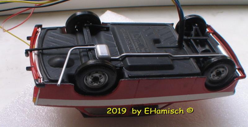 Revell Trabant 601S Bausatz 1990 Umbau zur Feuerwehr Img_7723