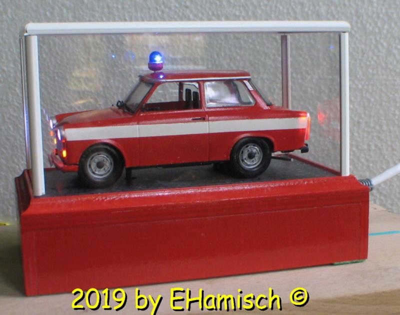 Revell Trabant 601S Bausatz 1990 Umbau zur Feuerwehr Img_7811