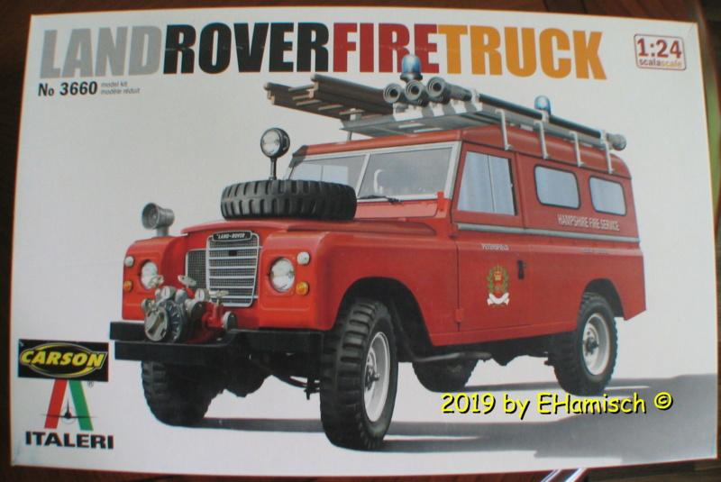 ITALERI LandRover Fire Truck 1:24 Img_8016