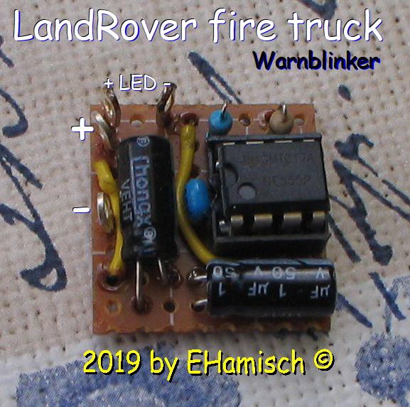 ITALERI LandRover Fire Truck 1:24 Img_8023