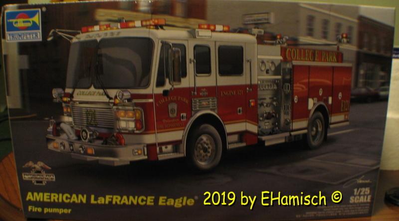 Vorstellung AMERICAN LaFRANCE Eagle Fire pumper von Trumpeter 1:25 Img_8239