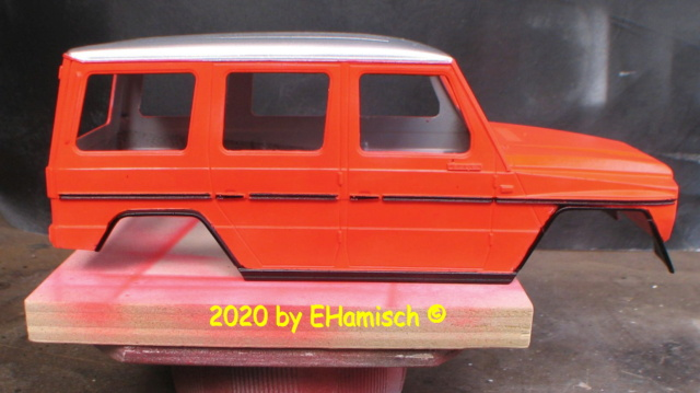 Revell Mercedes-Benz 230G Feuerwehr VRW Img_9110
