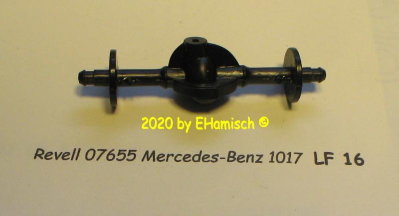 Revell 07655 Mercedes-Benz 1017 LF 16 Img_9218