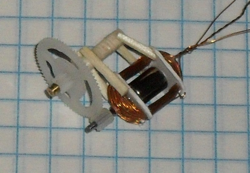 Двигатель для микромодели самолёта Dc100010