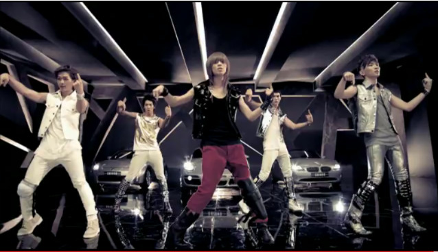 Best Choreography Shinee10