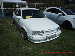 Mein Vectra A und mein Corsa D 03013