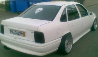 Mein Vectra A und mein Corsa D Bk27dt13