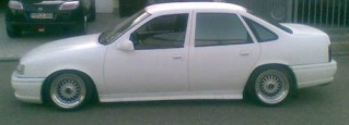 Mein Vectra A und mein Corsa D Bk27fy13