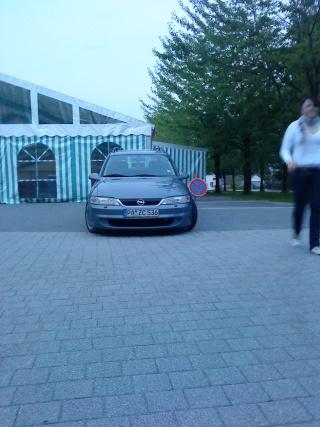 Mein Vectra A und mein Corsa D Dsc00122