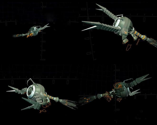 Idée pour les vaisseaux utilitaire Tau'ri  Collec11