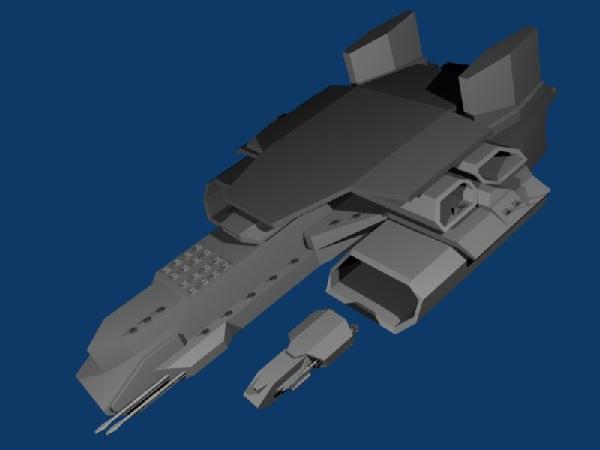 Idée pour les vaisseaux utilitaire Tau'ri  Transp11