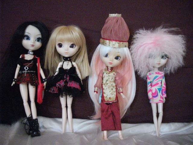 mes 3 petites puces ! [pullip Naomi , Shinku , Papin] Dscf2711