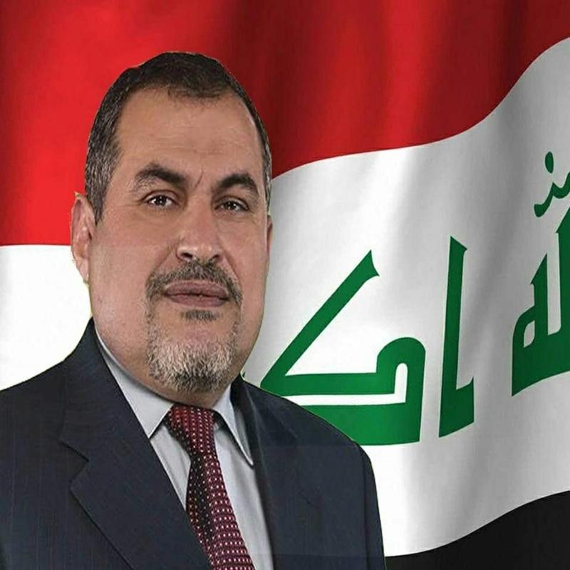 الدكتور عامر حسان الخزاعي 16114110