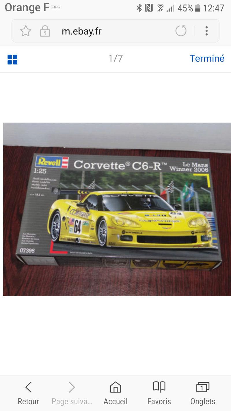 Recherche corvette  Screen10
