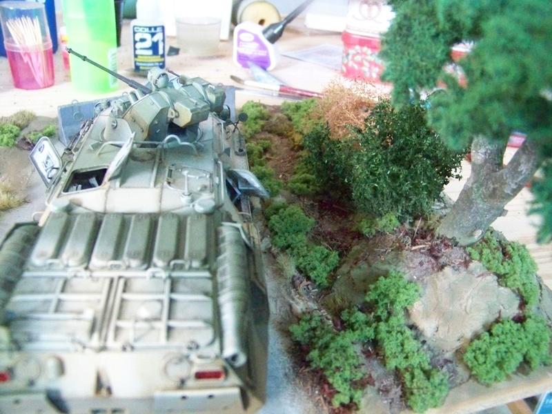 BTR80A APC Russe a la frontière Ukrainniene  100_3109