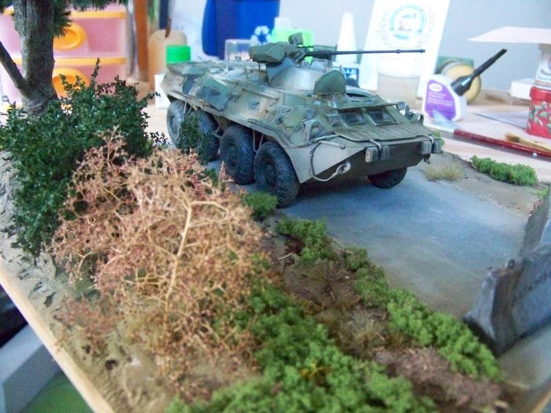 BTR80A APC Russe a la frontière Ukrainniene  100_3110