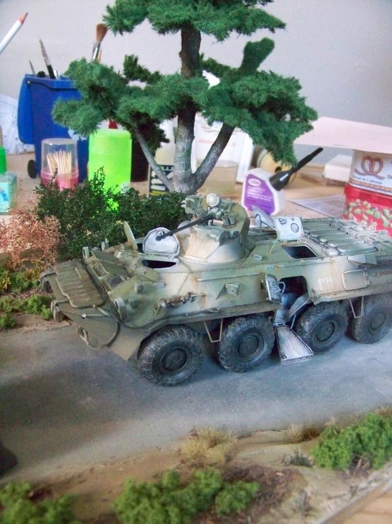 BTR80A APC Russe a la frontière Ukrainniene  100_3111
