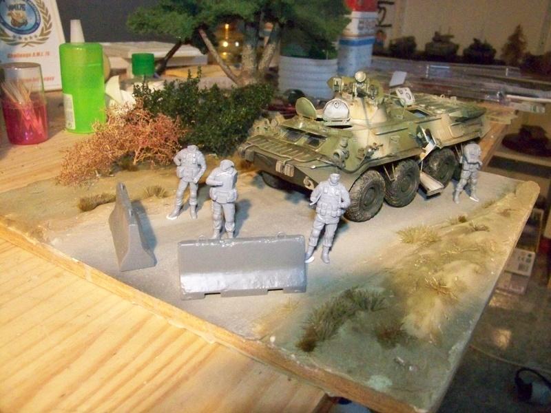 BTR80A APC Russe a la frontière Ukrainniene  100_3884