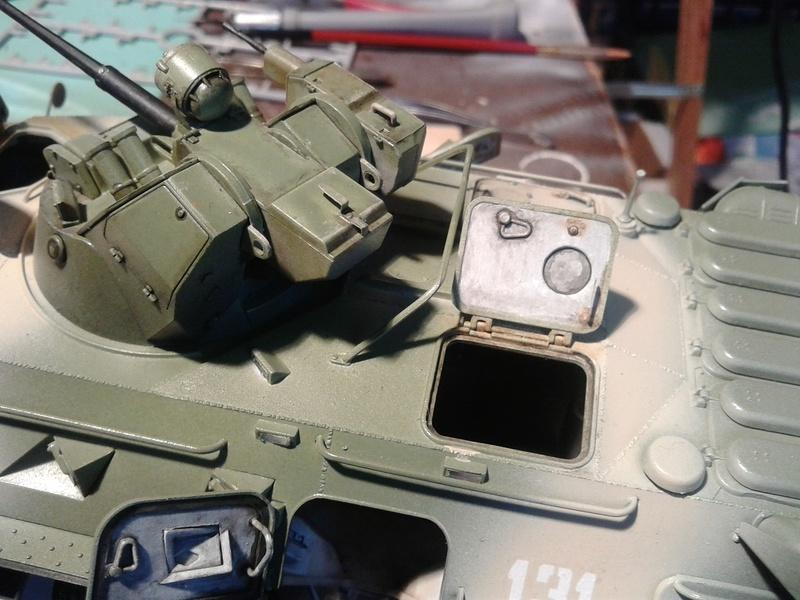 BTr 80 apc de Trumpeter au 1/35 - Page 3 Img_2024