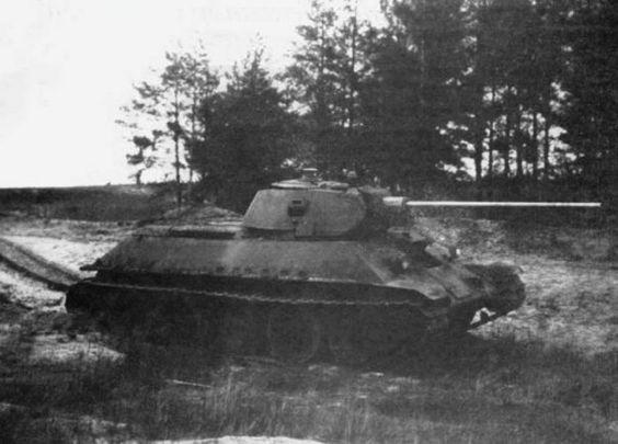 T34/57 1/72 maquette UM T34_5710