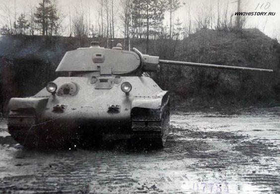 T34/57 1/72 maquette UM T34_5711