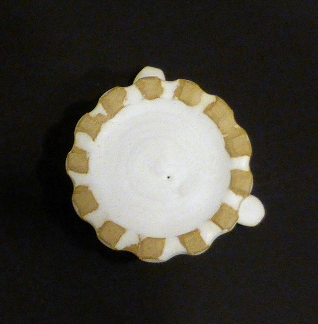 Small Stoneware Bowl with Birds Bird_p12