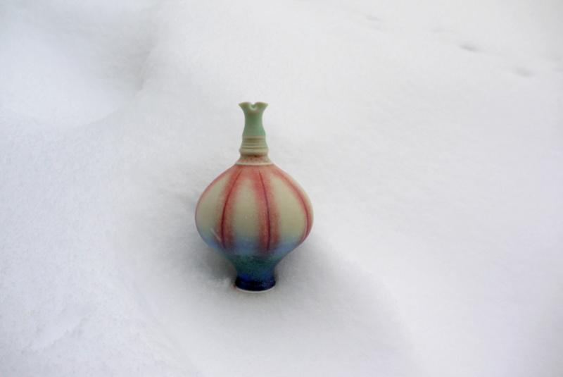 Potty iThe Snow! P1020111