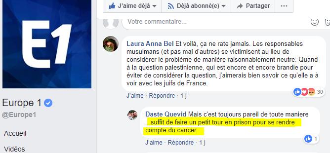 """""""Manifeste contre le nouvel antisémitisme"""" Cancer10"""