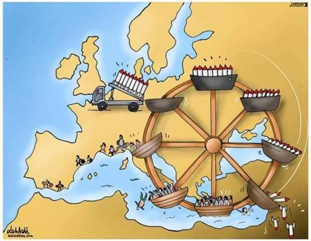 Droit d'asile , réfugiés, on va où?  Nord-s10