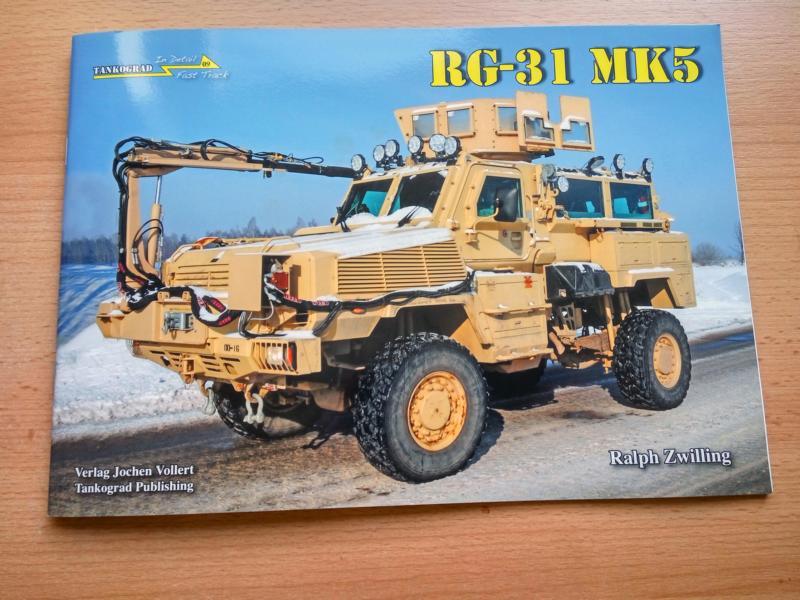 Kinetic Model RG-31 MK5 1/35 1710