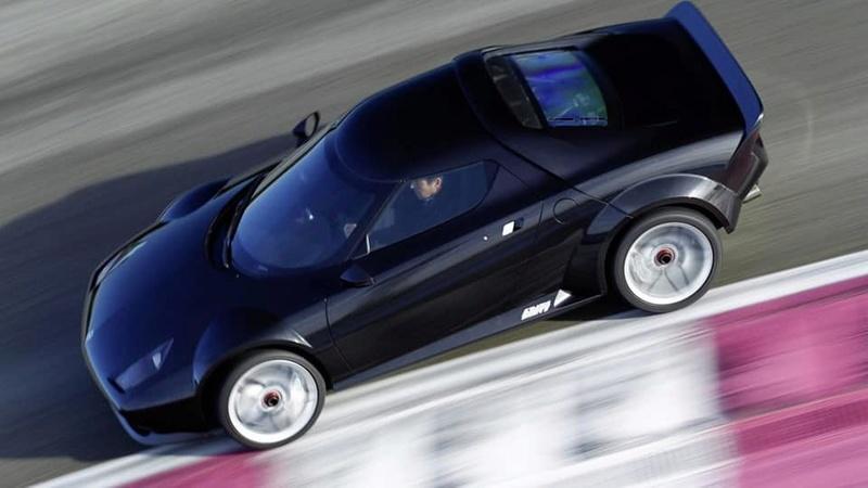 Lancia Stratos . The New Generation Strato11