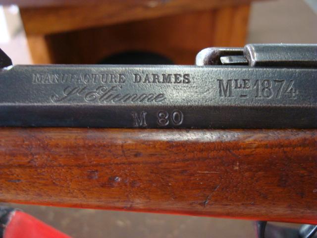 Essais, tirs, et comparatif de fusils réglementaires à cartouche poudre noire - Page 5 Dsc01731