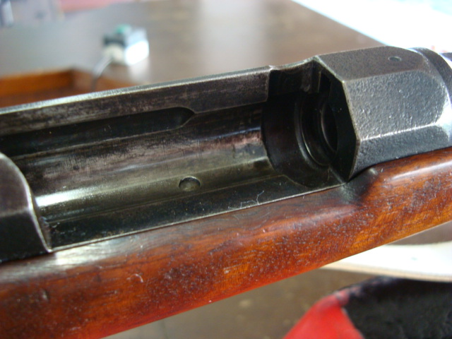 Essais, tirs, et comparatif de fusils réglementaires à cartouche poudre noire - Page 5 Dsc01732