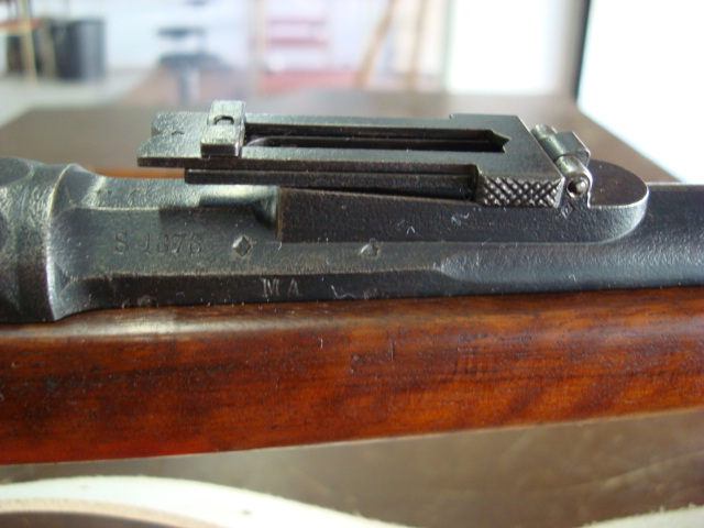 Essais, tirs, et comparatif de fusils réglementaires à cartouche poudre noire - Page 5 Dsc01735