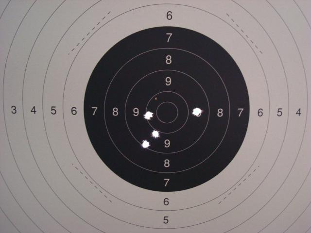 Essais, tirs, et comparatif de fusils réglementaires à cartouche poudre noire - Page 3 Dsc01811