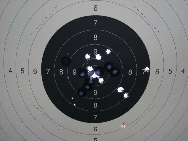 Essais, tirs, et comparatif de fusils réglementaires à cartouche poudre noire - Page 3 Dsc01813