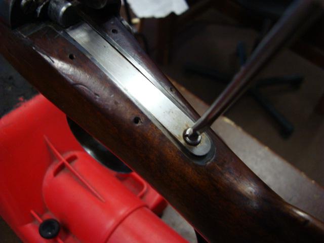 Essais, tirs, et comparatif de fusils réglementaires à cartouche poudre noire - Page 4 Dsc01815