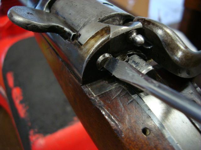 Essais, tirs, et comparatif de fusils réglementaires à cartouche poudre noire - Page 4 Dsc01816