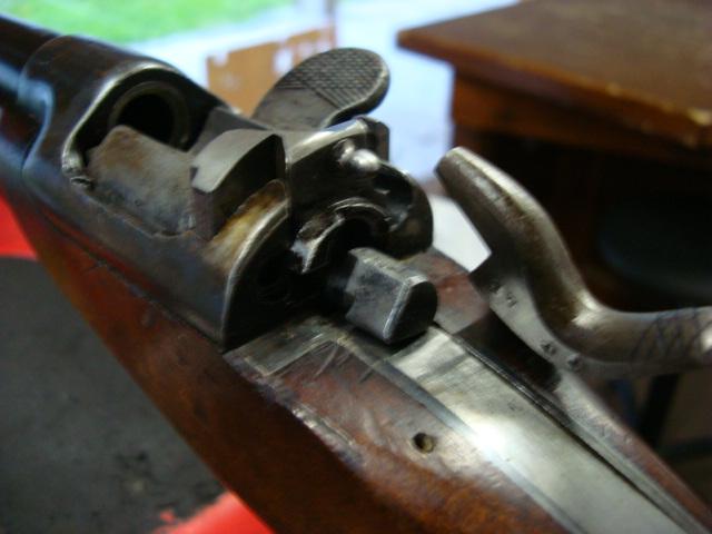 Essais, tirs, et comparatif de fusils réglementaires à cartouche poudre noire - Page 4 Dsc01817