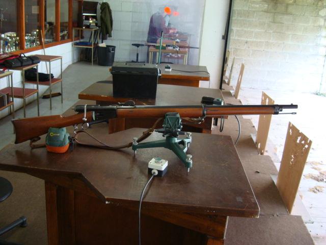 Essais, tirs, et comparatif de fusils réglementaires à cartouche poudre noire - Page 4 Dsc01822