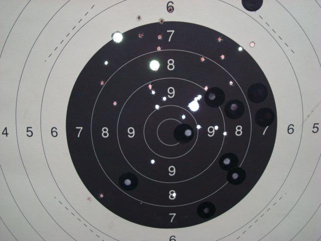 Essais, tirs, et comparatif de fusils réglementaires à cartouche poudre noire - Page 4 Dsc01824