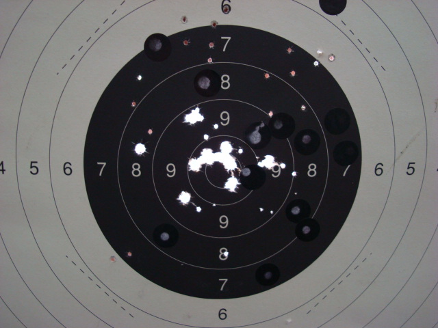 Essais, tirs, et comparatif de fusils réglementaires à cartouche poudre noire - Page 4 Dsc01825