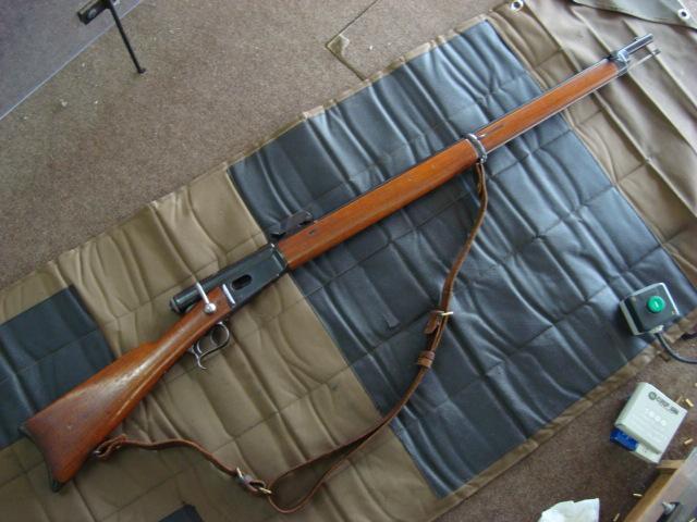 Essais, tirs, et comparatif de fusils réglementaires à cartouche poudre noire - Page 5 Dsc01840