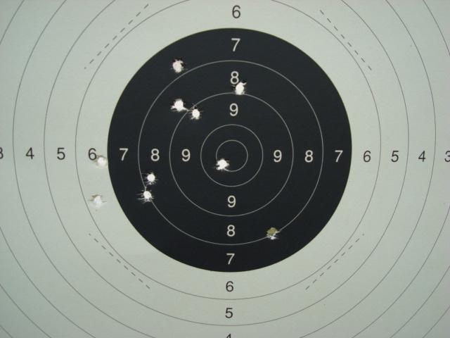 Essais, tirs, et comparatif de fusils réglementaires à cartouche poudre noire - Page 5 Dsc01842