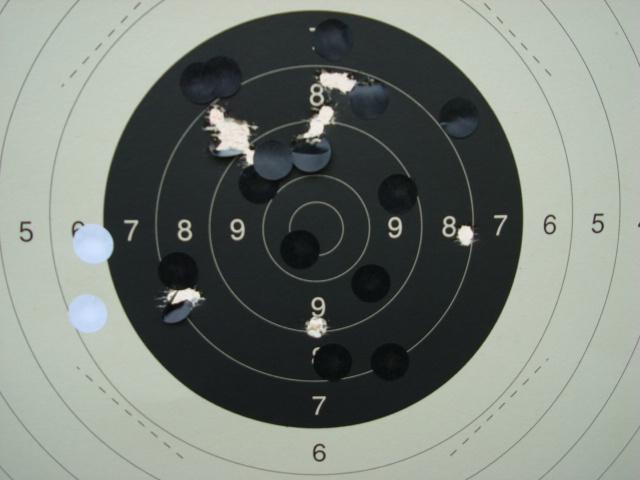 Essais, tirs, et comparatif de fusils réglementaires à cartouche poudre noire - Page 5 Dsc01844