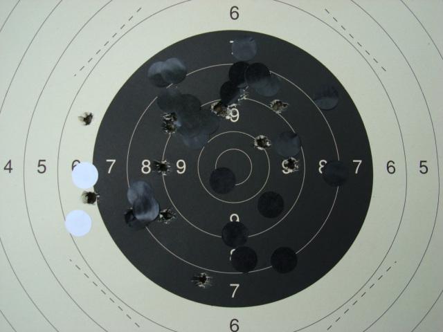 Essais, tirs, et comparatif de fusils réglementaires à cartouche poudre noire - Page 5 Dsc01845
